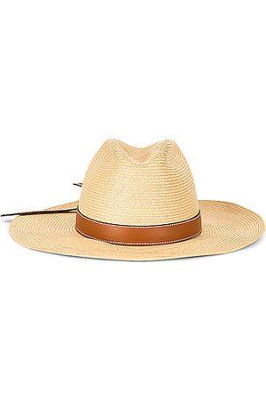Loewe Paula Panama Hat in Tan