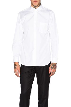 Comme des Garçons Long sleeves - Forever' Poplin Cotton Button Down in