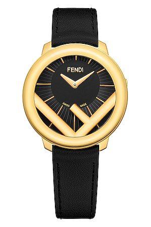 Fendi Runaway Circle Watch in