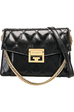 Givenchy Small Quilted Leather GV3 in