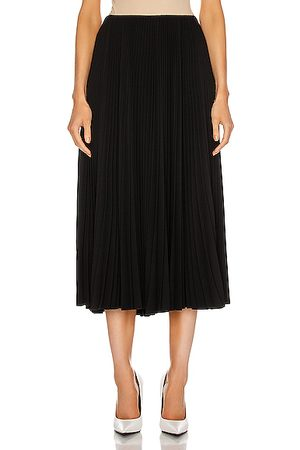 Balenciaga Pleated Skirts - Pleated Skirt in