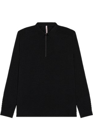 Veilance Polo Shirts - Frame LS Polo in