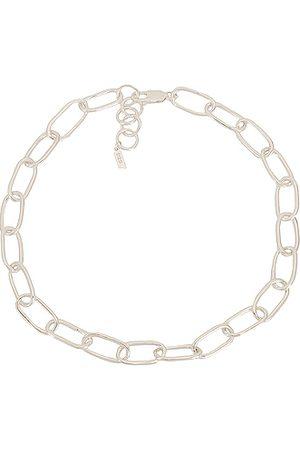 LOREN STEWART Necklaces - XXL Long Link Necklace in Metallic