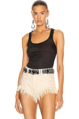 Isabel Marant Women Tank Tops - Louisaneac Tank Top in