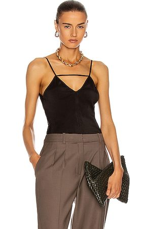 Bottega Veneta Sleeveless Triangle Top in