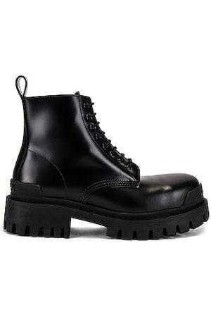 Balenciaga Boots - Strike Bootie in