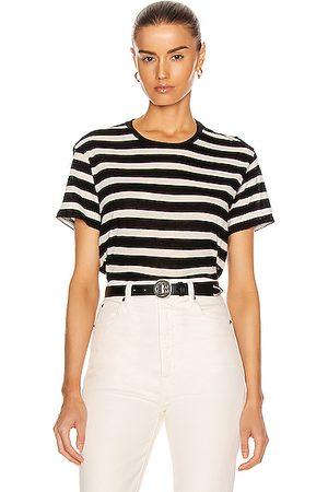 R13 Men T-shirts - Striped Boy Tee in ,Stripes