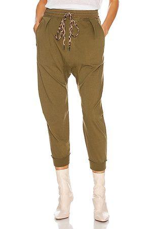 R13 Pants - Harem Sweatpant in