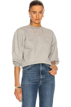 AGOLDE Sweatshirts - Thora Sweatshirt in