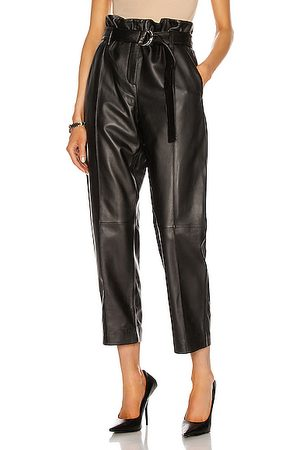 YVES SALOMON Leather Pants - Lamb Leather Pant in