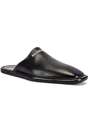 Balenciaga Loafers - Carrea Lux Loafer in