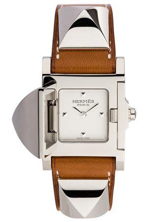Hermès Watches - Medor pm in ,Metallics