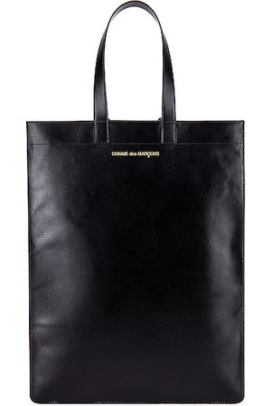 Comme des Garçons Tote Bags - Classic Leather Line B Tote Bag in