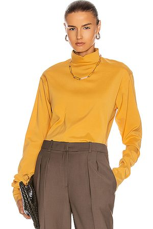 LEMAIRE High Necks - Soft Turtleneck Top in