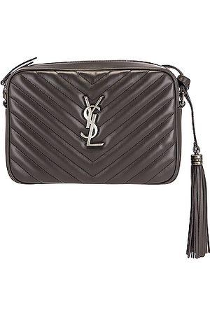 Saint Laurent Medium Lou Satchel Bag