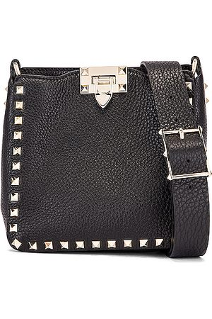 VALENTINO Rockstud Messenger Bag in
