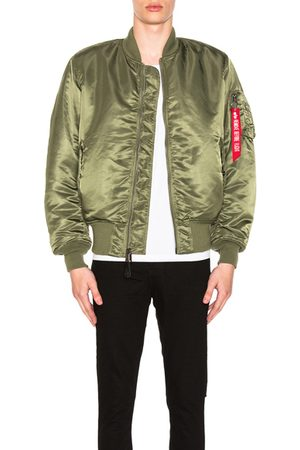 Alpha Industries MA-1 Blood Chit Bomber Jacket in