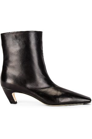 Khaite Ankle Boots - Arizona Slouch Ankle Boots in