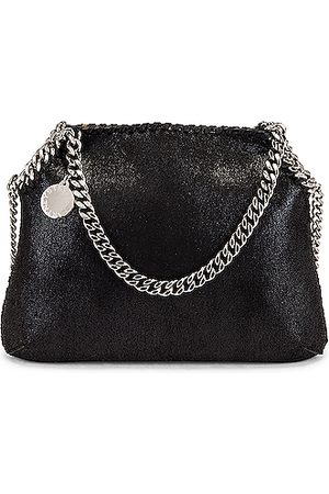 Stella McCartney Mini Falabella Shaggy Deer Tote in
