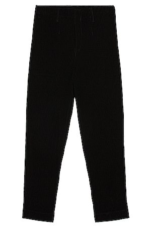 HOMME PLISSÉ ISSEY MIYAKE Pants - Tuxedo Pleats Tapered Pant in