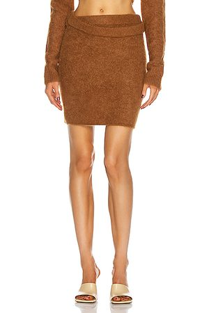 Helmut Lang Double Wrap Skirt in