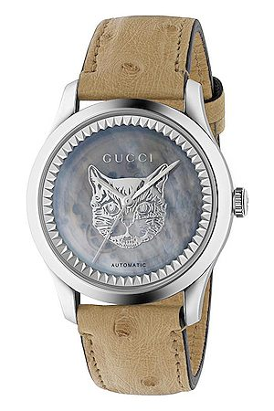 Gucci Watches - G Timeless Automatic 38mm Watch in Neutral