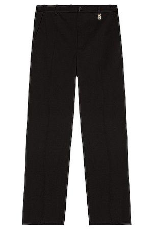 Balenciaga Formal Pants - Tailored Slim Pants in
