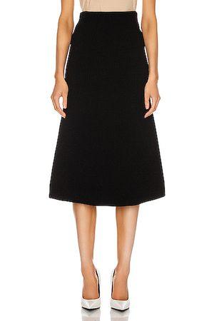 Balenciaga Technical Knit Skirt in