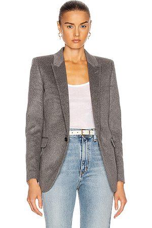 Saint Laurent Tailored Jacket in