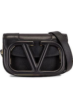 VALENTINO Shoulder Bags - Small Supervee Shoulder Bag in