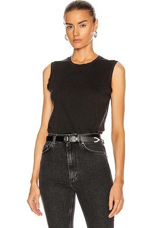 NILI LOTAN Women T-shirts - Muscle Tee in