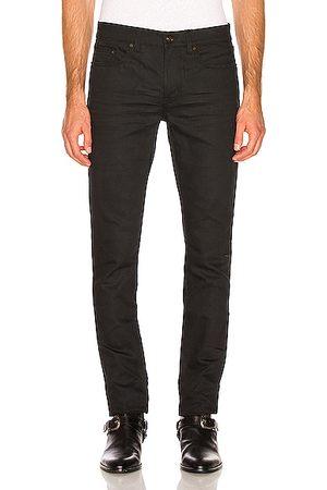 Saint Laurent Skinny - Low Rise Skinny Jean in