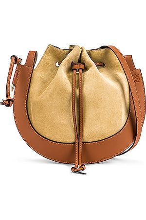 Loewe Shoulder Bags - Horseshoe Bag in ,Neutral