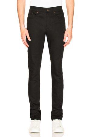 Saint Laurent Skinny - 5 Pocket Skinny Jeans in
