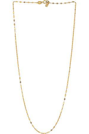 LOREN STEWART Necklaces - Mirror Chain Necklace in Metallic