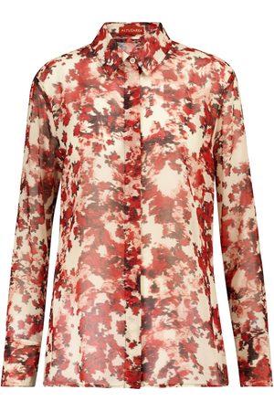 Altuzarra Chika floral shirt