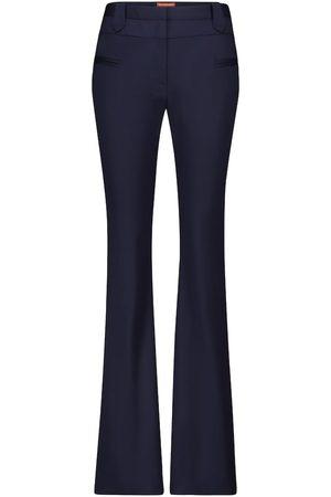 Altuzarra Serge mid-rise bootcut pants
