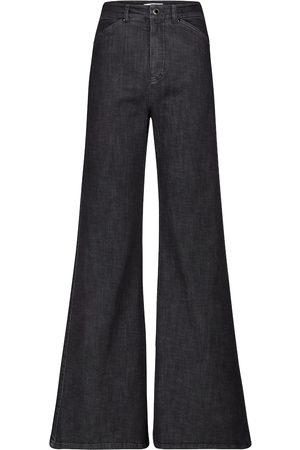 Dorothee Schumacher Denim Coolness wide-leg jeans