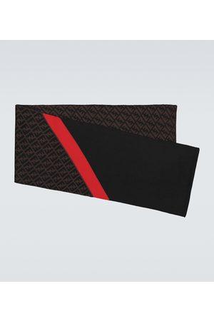 Fendi Diagonal FF scarf