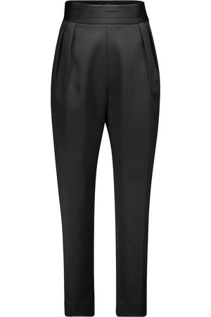 Khaite Connelly high-rise tapered pants