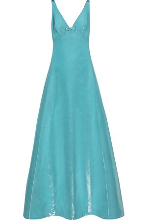The Marc Jacobs Cotton-blend faille gown