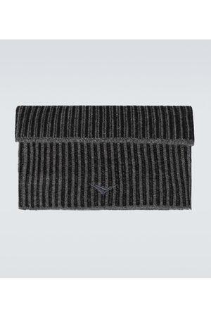 Sease Ribbed turtleneck scarf