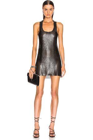 FANNIE SCHIAVONI Dresses - Yael Dress in Metallic