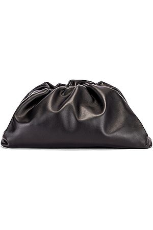 Bottega Veneta Butter Leather The Pouch Clutch in