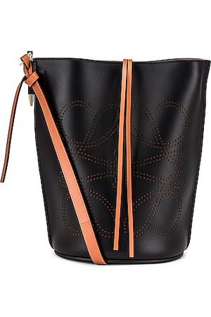 Loewe Gate Bucket Anagram Bag in