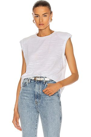 THE RANGE T-shirts - Shoulder Pad Muscle Tee in
