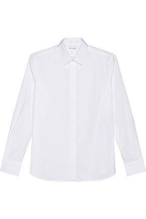 Saint Laurent Long sleeves - Classic Yves Shirt in