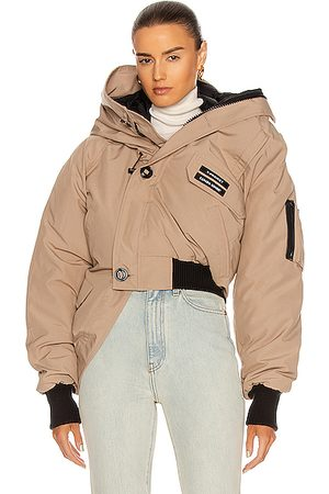 Y / PROJECT Bomber Jackets - X Canada Goose Chilliwack Bomber Jacket in Neutral