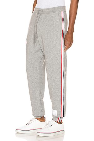 Thom Browne Sweatpants - Sweatpants in
