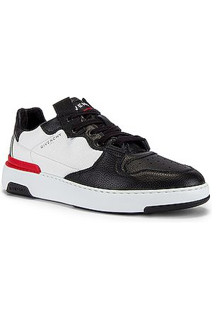 Givenchy Sneakers - Wing Low Top Sneaker in